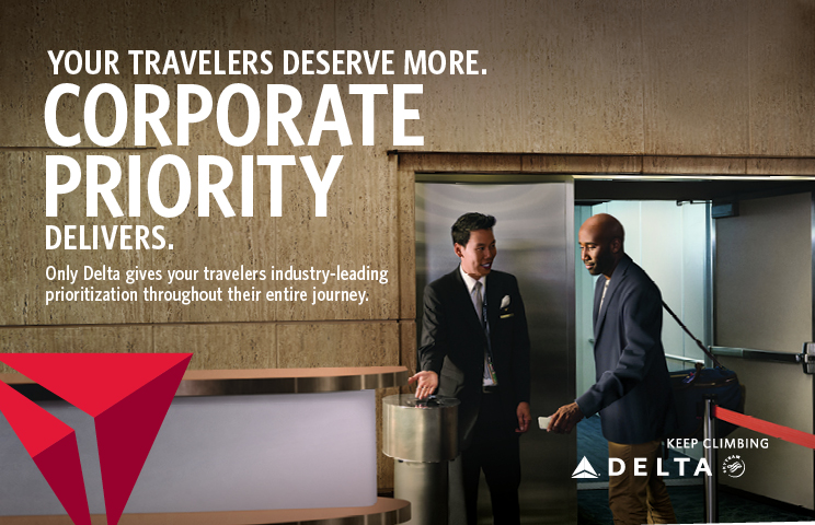 Detla Corporate Priority Delivers