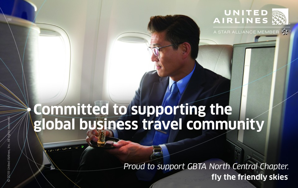 United Committed to supporting the global business travel community